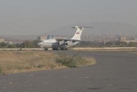 Second plane takes humanitarian aid to Syria