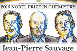 World's smallest machines win Nobel Prize for Chemistry