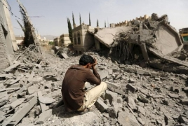 Yemen's Houthis respond to Saudi-led air strike with missile attack