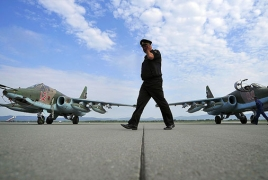 Russia backs permanent deployment of air force to Syria