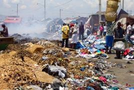 Haiti suffered highest number of disaster deaths in past decades: UN