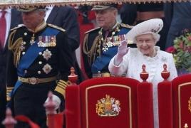Елизавета II - самый долгоправящий живой монарх в мире