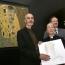 3-D version of Gustav Klimt's