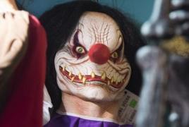 "Man in clown mask stabs teen in Sweden amid ""creepy clown"" craze"