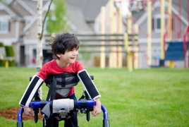 Half of the world's children with disabilities are out of school: report