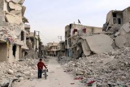 Россия объявила о введении «гуманитарной паузы» с 20 октября и приостановила авиаудары по Алеппо