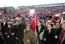 Ankara bans public gatherings, demonstrations in terror alert
