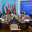 CSTO supports OSCE Minsk Group role in Karabakh settlement