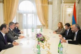 ВТО  расширит двустороннее взаимодействие с Арменией