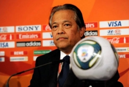 Former FIFA official Worawi Makudi banned 5 years for forgery