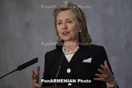 Wikileaks: Clinton mulled using the term genocide ahead of 100th anniv.