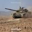 Армения самостоятельно модернизирует танки