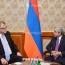 Саргсян – Спецпредставителю ЕС: Армения продолжит конструктивные шаги для установления мира в регионе