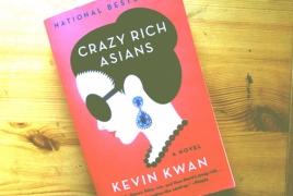 "Warner Bros. to adapt ""Crazy Rich Asians"" romantic comedy"