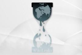 Wikileaks: Azerbaijan influencing American electoral politics