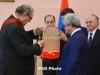 Գործակցության հեռանկարները, Սիրիայում իրավիճակը՝ ՀՀ նախագահի և Մալթայի միաբանության իշխանի առանձնազրույցի առանցքում