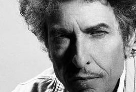 """Bob Dylan called """"arrogant"""" for ignoring Nobel Prize win"""
