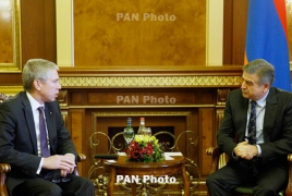 Metro AG looks to cooperate with, open office in Armenia