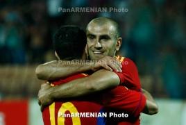 Юра Мовсисян вновь не вызван в национальную команду Армении по футболу