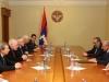 Бако Саакян - сопредседателям МГ ОБСЕ в Карабахе: Баку не отказывается от антиармянской политики
