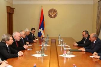 ԼՂՀ նախագահը՝ համանախագահներին. Բաքուն չի հրաժարվում հայատյաց քաղաքականությունից