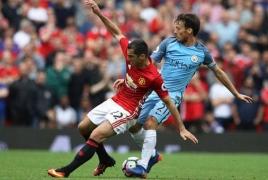Manchester United star Henrikh Mkhitaryan