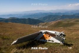 Azeri attack or pilot's fault?