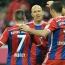 Левандовски, Роббен и Рибери продлят контракты с Баварией