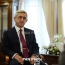 President declines to comment on possible appointment as Armenia PM