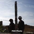 Азербайджан применил крупнокалиберные пулеметы на линии соприкосновения с армией Карабаха