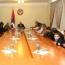 Президент НКР встретился с родственниками погибших в апрельской войне добровельцев из Сисианского отряда