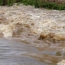 Destructive power of moving water