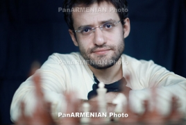 Levon Aronian joining Tata Steel Chess - 2017 lineup