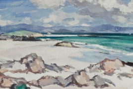 Colourists lead Scottish Art Sale at Sotheby's London