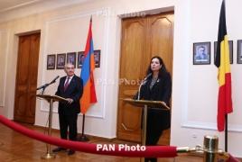 Senate President: Belgium supports peaceful settlement in Karabakh