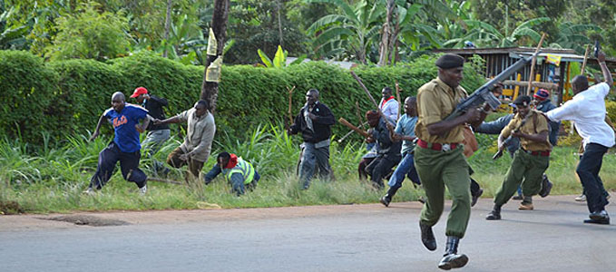 Image result for dangerous gangs kenya