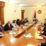 Karabakh President holds Security Council meeting