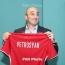 Главный тренер сборной Армении: Хотел видеть Мовсисяна в команде