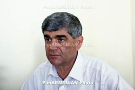 Վիտալի Բալասանյանը՝ ԼՂՀ  Անվտանգության խորհրդի քարտուղար