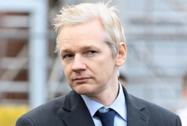 Assange interview at Ecuador's London embassy set for Nov 14