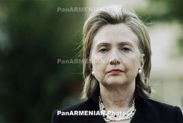 Хиллари Клинтон выиграла первое голосование на выборах президента США