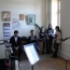 VivaCell-MTS, SYOA offer master classes in Gyumri musical schools