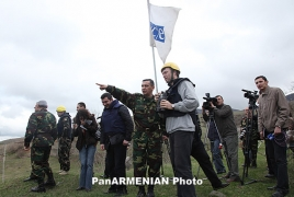 OSCE Mission to conduct monitoring of Karabakh contact line