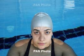 Ջուրը վերափոխում է պարալիմպիկ լողորդին