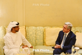 President's visit bears fruit: UAE companies ready to invest in Armenia