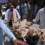 Взрыв в мусульманском храме в Пакистане: 12 человек погибли