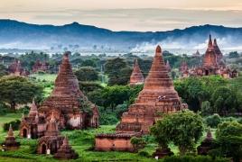 Bagan, city of temples