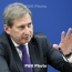 EU, Armenia to abolish visas, Commissioner says