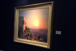Այվազովսկու ցուցահանդեսը Տրետյակովյան պատկերասրահում գրեթե 600.000 մարդ է այցելել