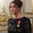 Моника Беллуччи награждена орденом Почетного легиона